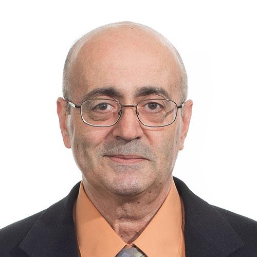 Emile Farhan, Ph.D. headshot